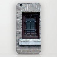 window iPhone & iPod Skins featuring Window by Marieken