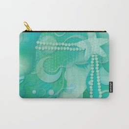 Mermaid III - Ice Queen Carry-All Pouch