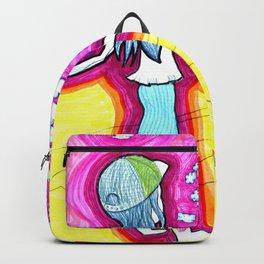 Fuchsia Horizon Backpack