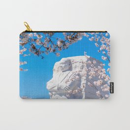 Dr. King in the Spring Carry-All Pouch