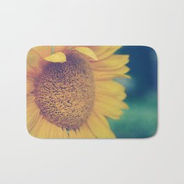 sunflower day Bath Mat