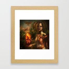 """Arcanum: The two paths"" Framed Art Print"