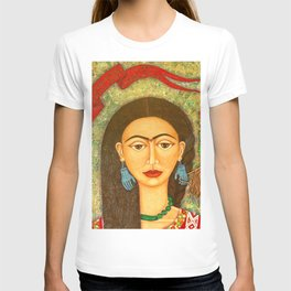 My homage to Frida T-shirt