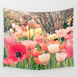Hello Spring! Wall Tapestry