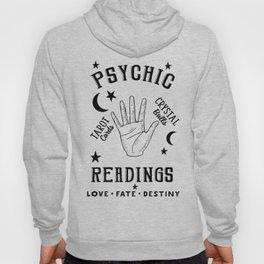 Psychic Readings Fortune Teller Art Hoody