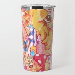 Mario kart - Sweet Sweet canyon Travel Mug