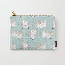 Pegacorn - Mint Green Carry-All Pouch