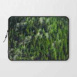 Forest pattern Laptop Sleeve