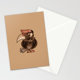 HORNBILL Stationery Cards