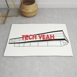 Tech Yeah - Kaplan Institute Rug