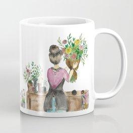 Florist Coffee Mug