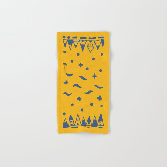 Pattern v7 Hand & Bath Towel