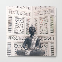 Indian style Metal Print