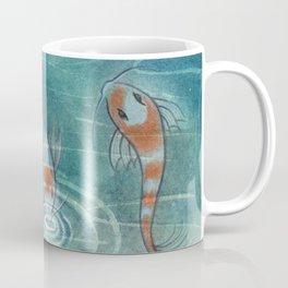Koi 2 Coffee Mug