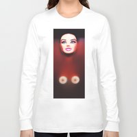 "boob Long Sleeve T-shirts featuring ""boob"" from Chocolate Summers by House of Munroe by House of Munroe"