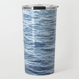 Calm Deep Ocean Travel Mug
