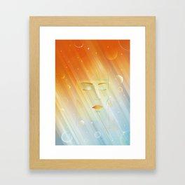 METROPOLIS v.2 Framed Art Print