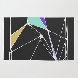 Voronoi Angles Rug