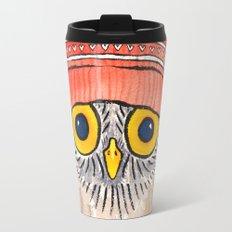 mitten owl Travel Mug