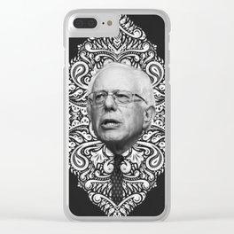 Bernie Sanders as Art Clear iPhone Case