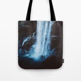 Blue Vernal Falls Tote Bag