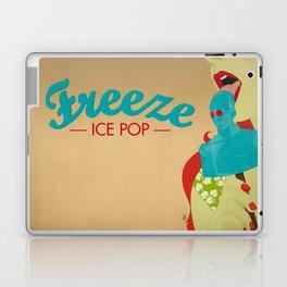 Freeze Ice Pop Laptop & iPad Skin