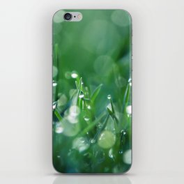 Microcosmos iPhone Skin