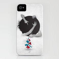 Something in Progress iPhone (4, 4s) Slim Case