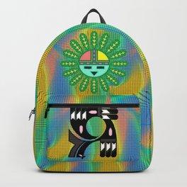 Kachina Weave Backpack