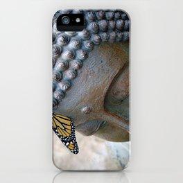 Moment of Zen iPhone Case