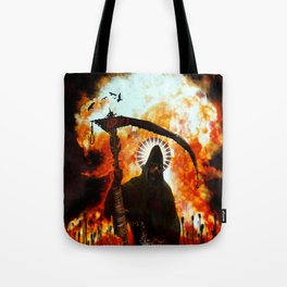 End of Dayz Tote Bag