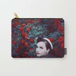 A rose in the roses Carry-All Pouch