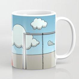 Cloud Bubbles Coffee Mug