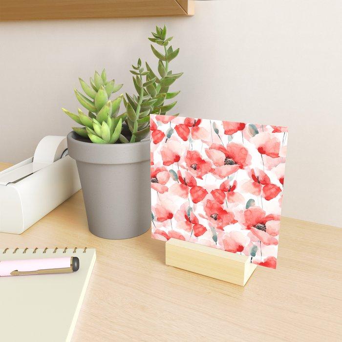Poppies Mini Art Print