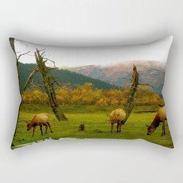 Alaskan Wildlife  Rectangular Pillow