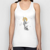 war Tank Tops featuring War by Andrew Mar