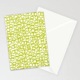 Black Tie Collection Links Olive Stationery Cards
