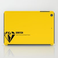 snatch iPad Cases featuring Snatch by Arian Noveir