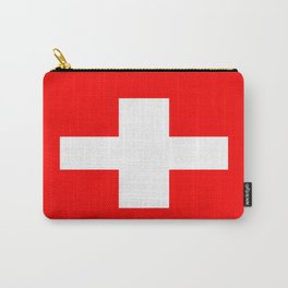 Flag of Switzerland Carry-All Pouch
