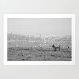 I am the Sea Art Print