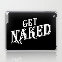 Get Naked Laptop & iPad Skin
