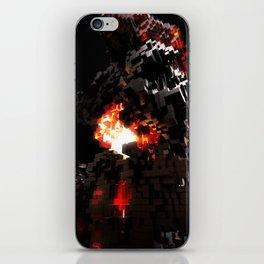 Voxel iPhone Skin