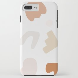 Shape Study #14 - Autumn iPhone Case