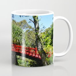 Red Bridge Coffee Mug