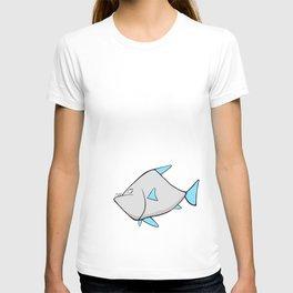Scribble2Masterpiece - WARY PIRANHA fish! T-shirt
