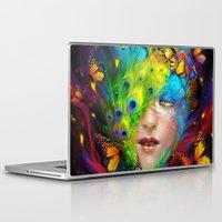 alchemy Laptop & iPad Skins featuring Alchemy by Lena Richards