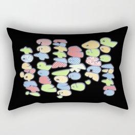 Do a little dance... Rectangular Pillow