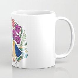 Birds & flore Coffee Mug