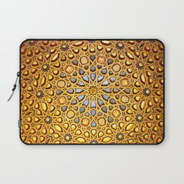Star of Gold Laptop Sleeve