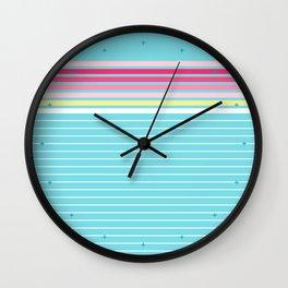 Vintage T-shirt No9 Wall Clock